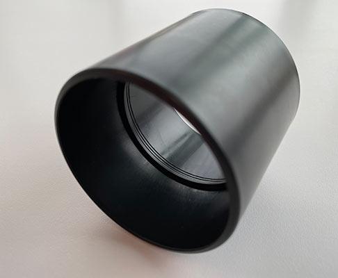 Plastic-hose-cupler