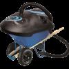 Industrial Vacuum Roll-n-Vac